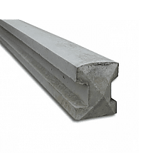 Slotted Concrete Post