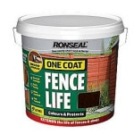 Ronseal Country Oak Fence Paint