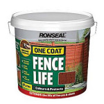 Ronseal Red Cedar Fence Paint