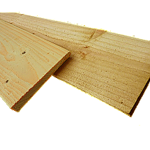 Featheredge Boards - Brown