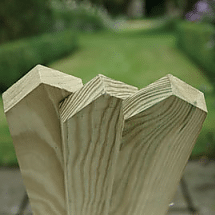 Timber Pales