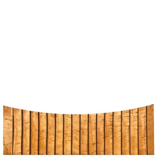 Feather Edge Bow Panel 6x2