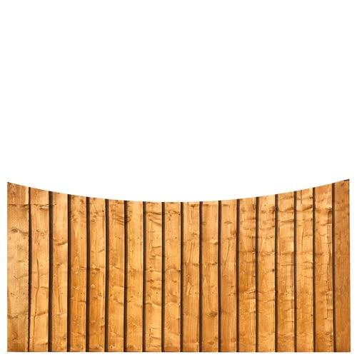 Feather Edge Bow Panel 6x3