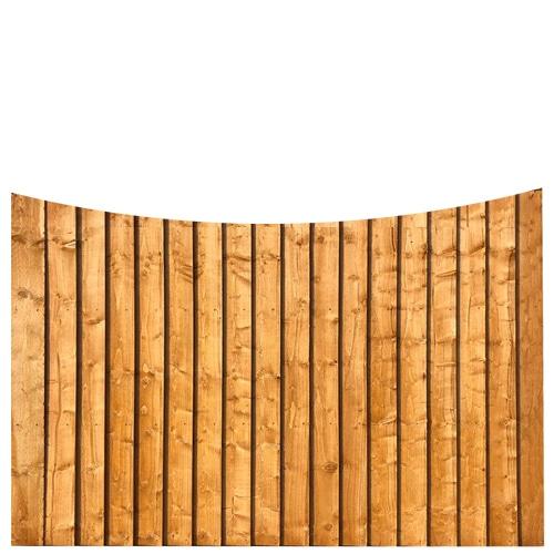 Feather Edge Bow Panel 6x4