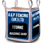 Building sand bulk bag 1 tonne
