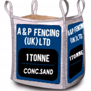 Concrete Sand 1 tonne bag