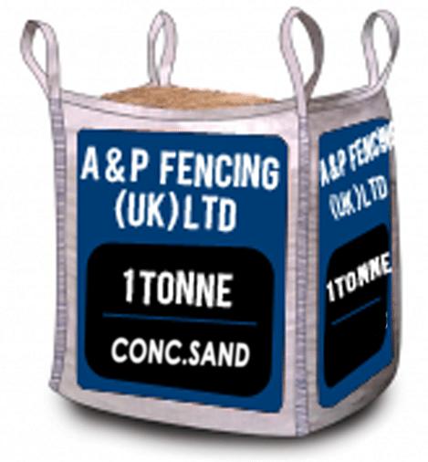 Concrete Sand 1 tonne bag