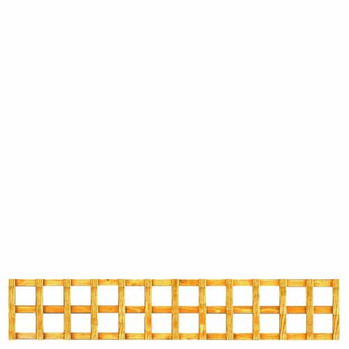 6x1 Trellis Panel