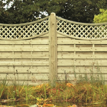 Decorative Fence Panels Stylish High End Panels From A Amp P