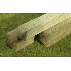 Timber Fence Posts Quality Wooden Fence Posts At Ap Fencing
